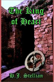 Cover of: The King of Heart | H. J. Stellian