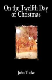 Cover of: On the Twelfth Day of Christmas