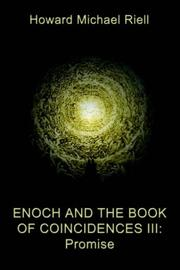 Cover of: Enoch and the Book of Coincidences III | Howard  Michael Riell
