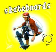 Cover of: Skateboards | Morgan Hughes