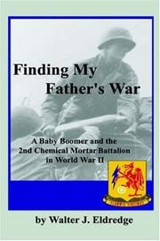 Finding My Fathers War