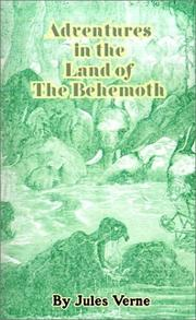 Cover of: Adventures in the land of the behemoth