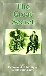 Cover of: The Great Secret