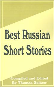 Cover of: Best Russian Short Stories | Thomas Seltzer