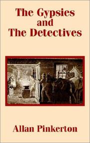 Cover of: The gypsies and the detectives