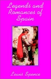Cover of: Legends and Romances of Spain