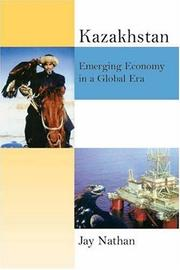 Cover of: Kazakhstan's emerging industries in a global era