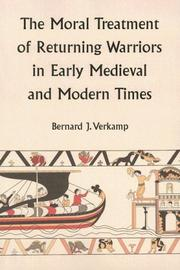 Cover of: Moral Treatment of Returning Warriors
