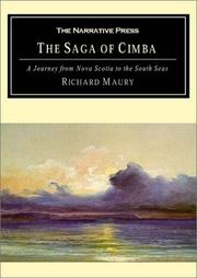 Cover of: The Saga of Cimba