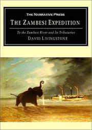 Cover of: Zambesi Expedition | David Livingstone, Charles Livingstone