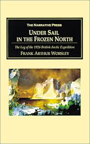 Cover of: Under sail in the frozen North