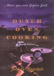 Cover of: Dutch oven cooking