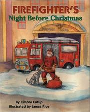 Cover of: Firefighter's night before Christmas