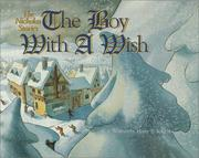 Cover of: The Boy With a Wish (Nicholas Stories) | Harry B. Knights