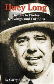 Cover of: Huey Long