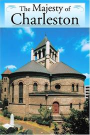 Cover of: The Majesty Of Charleston (Majesty Architecture)