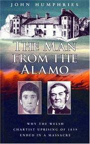 Cover of: The Man from the Alamo