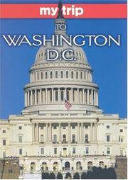 Cover of: My Trip to Washington, D.C. | Joann Polley