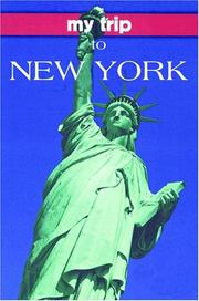 Cover of: My Trip to New York | Joann Polley