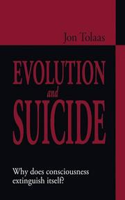 Cover of: Evolution and suicide