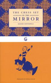 Cover of: The Chess Set in the Mirror (The Nautilus Series)