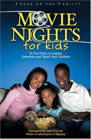 Cover of: Movie Nights for Kids | John Fornof