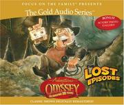 Adventures in Odyssey: the lost episodes