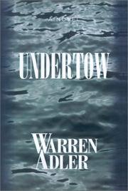 Cover of: Undertow