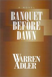 Cover of: Banquet Before Dawn