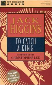 Cover of: To Catch a King