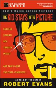 Cover of: The Kid Stays in the Picture |