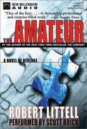 Cover of: The amateur: a novel