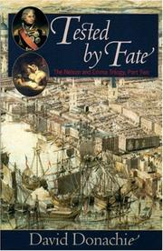 Cover of: Tested by Fate | David Donachie