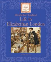Cover of: Life in Elizabethan London