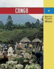 Cover of: Modern Nations of the World - Congo (Modern Nations of the World)