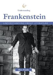 Cover of: Understanding Frankenstein | Don Nardo
