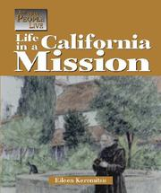 Cover of: Life in a California mission | Eileen Keremitsis