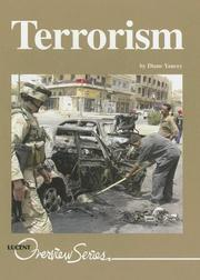 Cover of: Terrorism | Diane Yancey