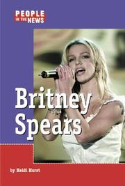 Cover of: People in the News - Britney Spears (People in the News) | Heidi Hurst