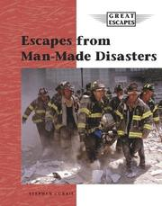 Cover of: Great Escapes - Escapes from Man-made Disasters (Great Escapes)