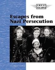Cover of: Great Escapes - Escapes from Nazi Persecution (Great Escapes)
