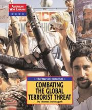 Cover of: American War Library - The War on Terrorism: Confronting the Global Terrorist Threat (American War Library)
