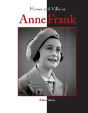 Cover of: Heroes & Villains - Anne Frank
