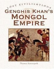 Cover of: Genghis Khan's Mongol empire
