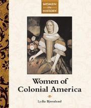 Cover of: Women of Colonial America (Women in History)