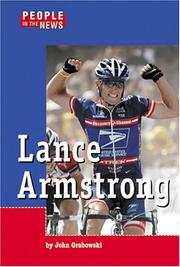 Cover of: People in the News - Lance Armstrong (People in the News)