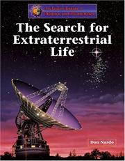 The search for extraterrestrial life by Don Nardo