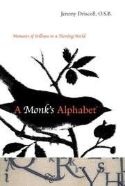 Cover of: A Monk