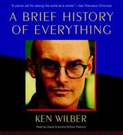 Cover of: A brief history of everything