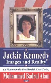 Cover of: Jackie Kennedy